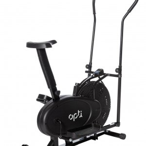Opti 2 in 1 Air Cross Trainer and Exercise Bike