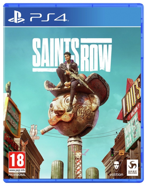 Saints Row (2022) Day One Edition PS4 Game Pre-Order