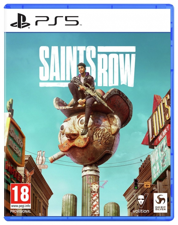 Saints Row (2022) Day One Edition PS5 Game Pre-Order